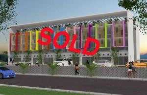Ruko-Semarang,LT 93 m2,lb 270 m2,975jt